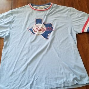 Texas Rangers XL shirt